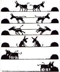 """Résultat de recherche d'images pour """"dessin des deux ânes"""""""