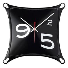 Look what I found at UncommonGoods: stretch clock...