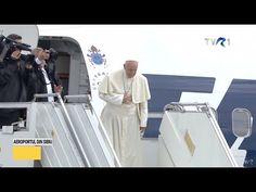 Ultimele imagini cu Papa Francisc în România - YouTube Republica Moldova, Youtube