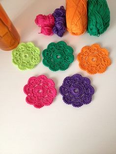 Maybelle Square a crochet parte6