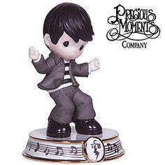 Precious+Moments™+Elvis®+Jailhouse+Rock+Figure+$39.97