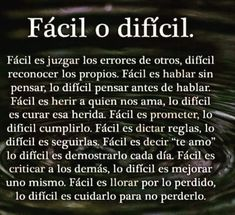 Frases, Feelings, Quotes, Words