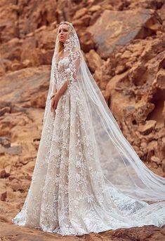 Oksana Mukha 2018 Wedding Dresses Collection -liliana