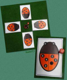 """Ladybird game from Rachel ("""",)"""