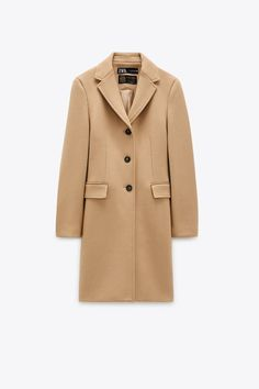 Beige Coat, Camel Coat, Trench Coat Outfit, Wool Coat, Outerwear Jackets, Mantel, Wool Blend, United States, Front Button