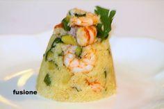 l cous cous gamberi zucchine rappresenta un favoloso e legerissimo piatto unico che ci ricorda il dolce tepore della primavera.