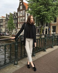 "Lizzy Hadfield on Instagram: ""#OOTN in Amsterdam! """