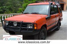 Land Rover Discovery 1 Diesel N Defender - R$ 75.000,00 em Mercado Libre