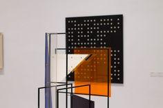 Obra de la exposición 'Nueva Babilonia', del artista Constant
