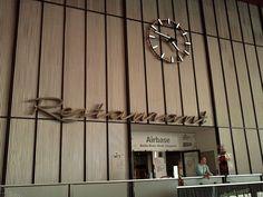 Bauhaus @ Templehof Airport, Berlin.