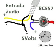 Link de Áudio por Laser - Nova Eletrônica