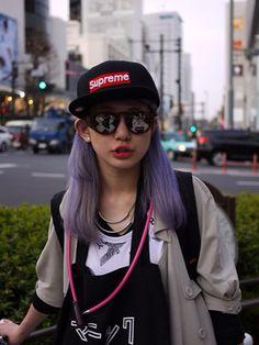 Supreme Girl.