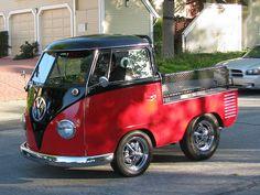 1960 VW Truck