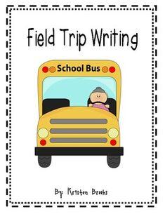 Writing a Homeschool Field Trip Report