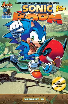 More Details Revealed About Archie's Sonic Boom http://www.sonicstadium.org/2014/07/more-details-revealed-about-archies-sonic-boom/