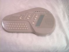 Vintage Suzuki Omnichord OM-100 Analog Drum Machine Synthesizer NOT WORKING