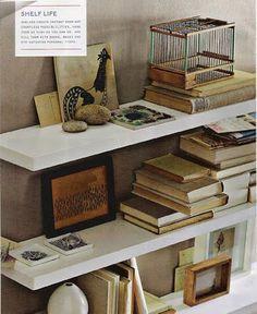 Living Room - Shelf Decoration