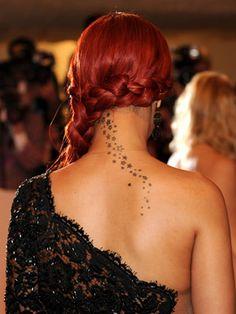 Rihanna #tattoo