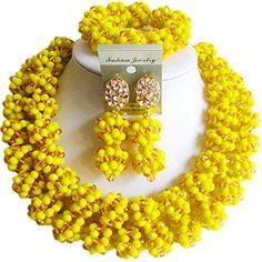 laanc fashion Womens Jewelry Sets 2Layer Mixed Color Ball... https://www.amazon.com/dp/B06X17R7VH/ref=cm_sw_r_pi_dp_x_lTmUybK16XPVT