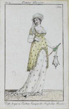 Costume Parisien 331