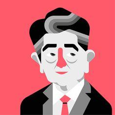 Forbes Japan | Portraits on Behance