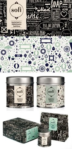 Sofi skin care products PD #packaging