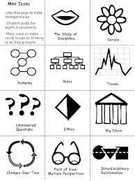 depth and complexity icons - Google Search
