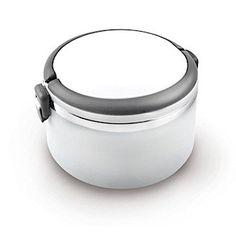 Termo Alimentos Kuken Blanco PORTA-ALIMENTOS KUKEN 1,0 l. BLANCO HERMÉTICO. INTERIOR INOX, 1 COMPARTIMIENTO. NO APTO PARA MICROONDAS.