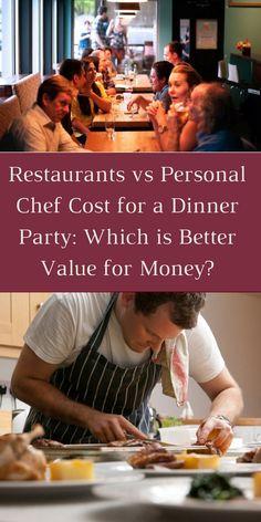 restaurant vs personal chef cost