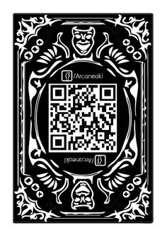 Playing Card Marketing Concept (Back)