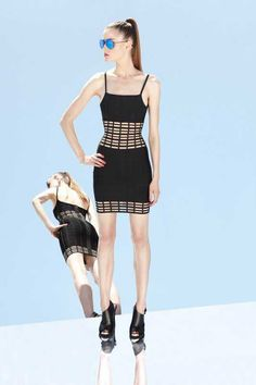 Herve Leger 2014 Collection