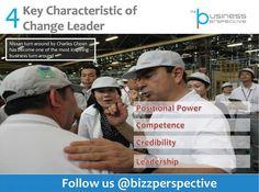 4 Characteristic of change leader #ChangeManagement #CompanyTurnAround #CrisisManagement #RenaultNissan #CarlosChosn