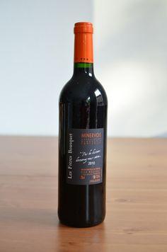 Le Minervois rouge 2010 des Frères Bousquet est un vin rouge frais et agréable aux notes de framboises, à un prix canon!