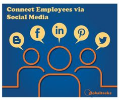 How to get connected with your employees via social media