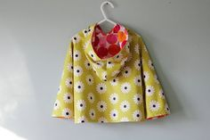 Kids Cape Sewing Pattern