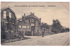 Zevenbergen, Hazeldonksezandweg