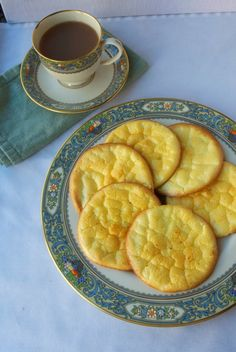 Low carb cloud bread - egg whites and cottage cheese