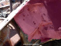 Need photos of October '69-built 1970 Dearborn Mach 1 front sound deadener