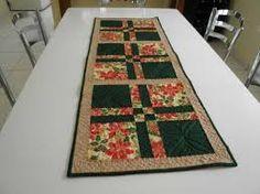 Resultado de imagem para caminho de mesa em patchwork