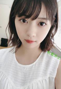 Instagram Influencer, Japan Girl, Kawaii Cute, Beautiful Asian Women, Woman Face, Pretty Face, Asian Beauty, Hair Beauty, Celebrities