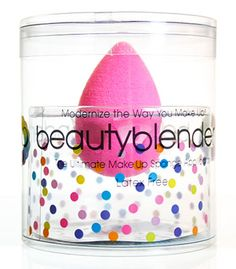 Beauty Blender (will be getting in Glossybox near end of the month!!)