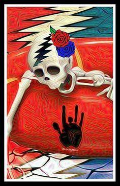 1000+ images about Dead on Pinterest | Grateful Dead, Jerry O ...