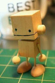wood robot : 네이버 블로그