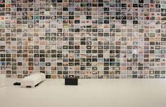 Koo Jeong-a, 1992-2004, installation view, Club Koo, Espace 315 - Centre Georges Pompidou, Paris  2004.