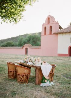 Spanish Romance at La Purisma Mission. Photographed by Kristen Beinke Photography