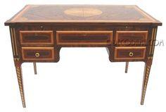 art deco desks - library tables