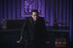 Fox has released promotional images from the January episode of Gotham . Titled Ruin , the episode sees Gordon forced to work with. Underwater Ruins, Gotham News, Penguin Gotham, Celtic, City Of Petra, Ruined City, Gotham Girls, Castle Ruins, Sombre
