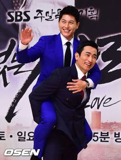 """[2014.06.16] Ryu Soo Young and Cha In Pyo at the """"Endless Love"""" press conference"""
