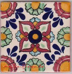 fliese 10x10 flores kaufen im mexiko fliesen shop