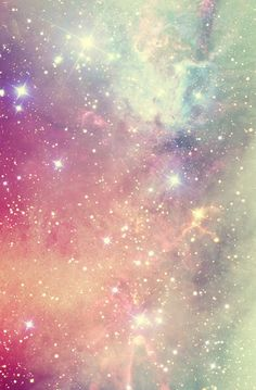 galaxy, wallpaper, and stars image Pastel Galaxy, Galaxy Art, Galaxy Wallpaper, Cool Wallpaper, Hipster Wallpaper, Iphone Wallpaper, Phone Backgrounds, Wallpaper Backgrounds, Out Of This World
